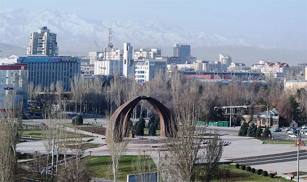 Дешевые авиабилеты в Бишкек
