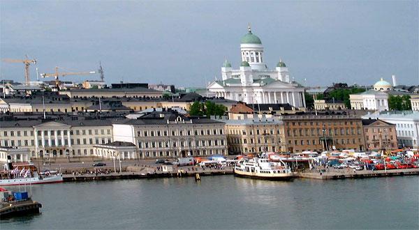 Поиск дешевых авиабилетов в Хельсинки по базе спецпредложений авиакомпаний, поиск отеля
