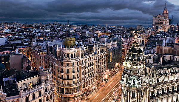 Поиск дешевых авиабилетов в Мадрид, дешевые билеты на самолет в Мадрид