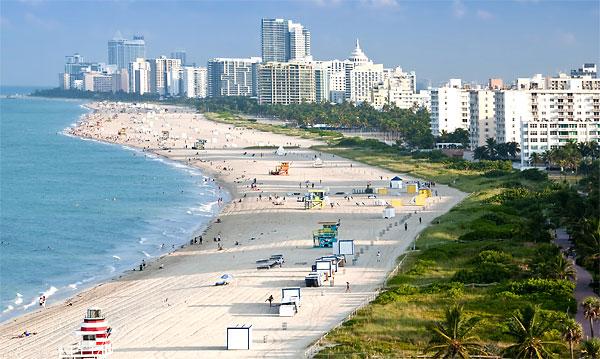 Поиск дешевых авиабилетов в Майами, купить билет на самолет в Майами