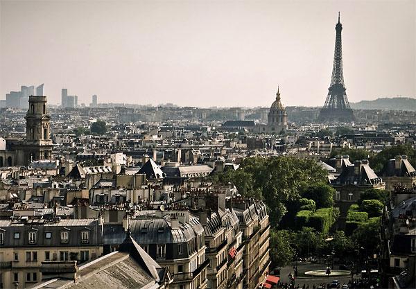 Поиск дешевых авиабилетов в Париж, купить билет на самолет в Париж