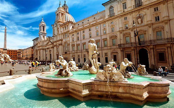 Поиск дешевых авиабилетов в Рим, купить билет на самолет в Рим