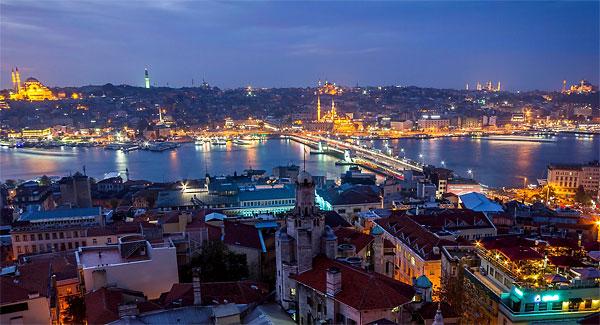 Дешевые авиабилеты в Стамбул